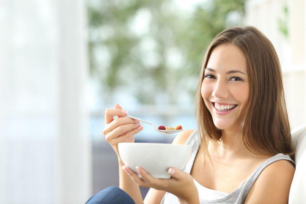 準備食と回復食